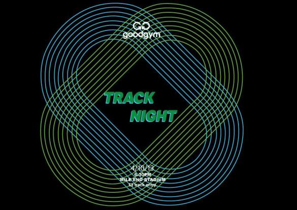 GoodGym Track Night