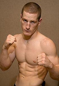 UFC fighter and Raw Vegan Mac Danzig